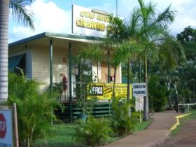 Gulf Country Caravan Park - Accommodation in Brisbane