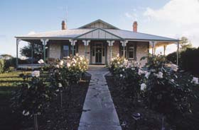 Stranraer Homestead - Accommodation in Brisbane