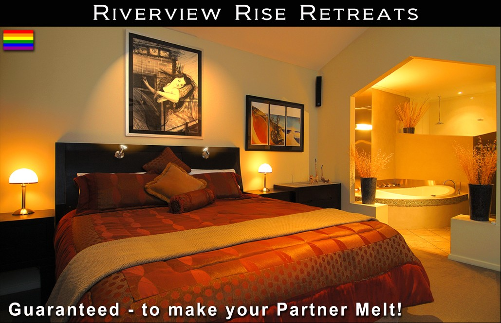 Riverview Rise Retreats - Accommodation in Brisbane