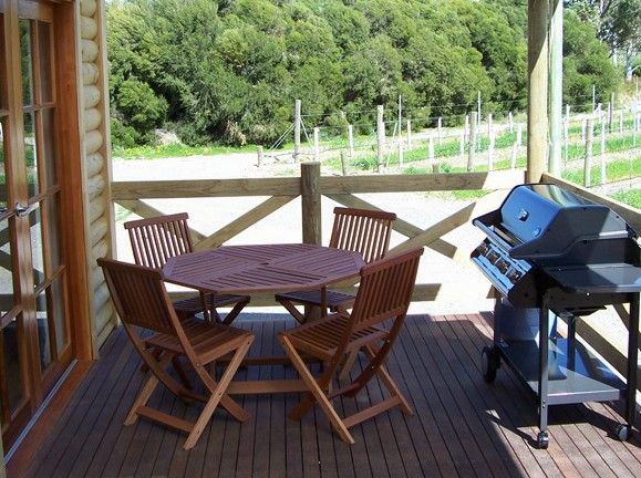 McLaren Ridge 3 - McLaren Ridge Log Cabins - Accommodation in Brisbane