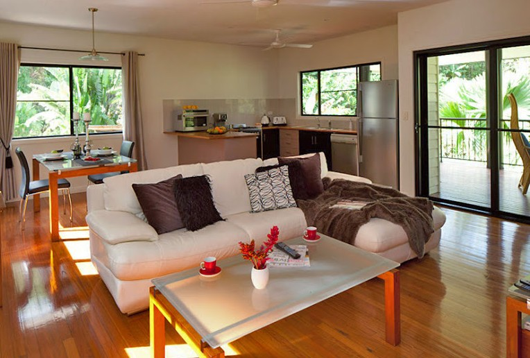 Misty Mountains Tropical Rainforest Romantic Retreat - Accommodation in Brisbane