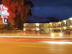 Martin Cash Motel - Accommodation in Brisbane