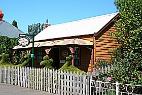 Westbury Gingerbread Cottages - The - Accommodation in Brisbane