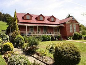 Cradle Manor - Accommodation in Brisbane