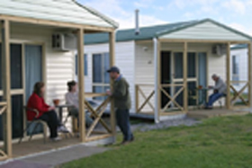 Discovery Holiday Parks Devonport Cosy Cabins - Accommodation in Brisbane