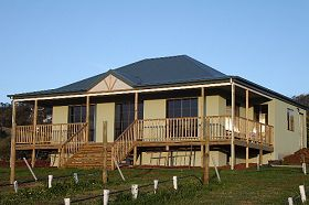 Richmond Valley Retreat - Accommodation in Brisbane