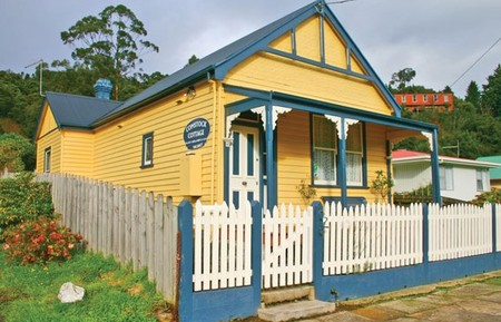 Comstock Cottage - Accommodation in Brisbane