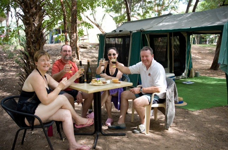 Adels Grove Camping Park - Accommodation in Brisbane