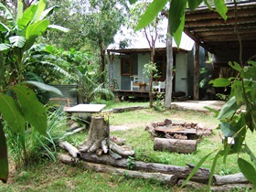 Ride On Mary Bush Cabin Adventure Stay - Accommodation in Brisbane