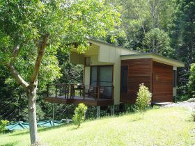 Montville Ocean View Cottages - Accommodation in Brisbane