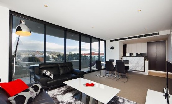 Apartments by Nagee Canberra - Accommodation in Brisbane