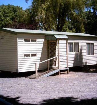 Castlemaine Central Cabin  Van Park - Accommodation in Brisbane