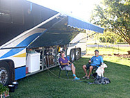 Grafton Greyhound Racing Club Caravan Park - Accommodation in Brisbane
