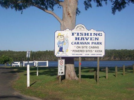 Fishing Haven Caravan Park - Accommodation in Brisbane