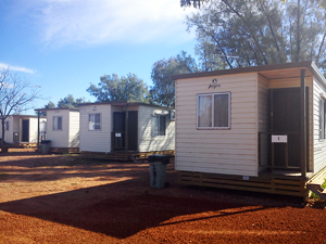 Lightning Ridge Tourist Park - Accommodation in Brisbane