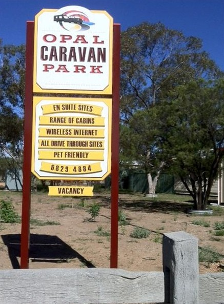 Opal Caravan Park - Accommodation in Brisbane