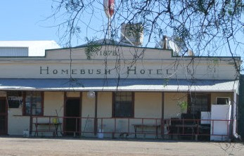 The Homebush - Accommodation in Brisbane