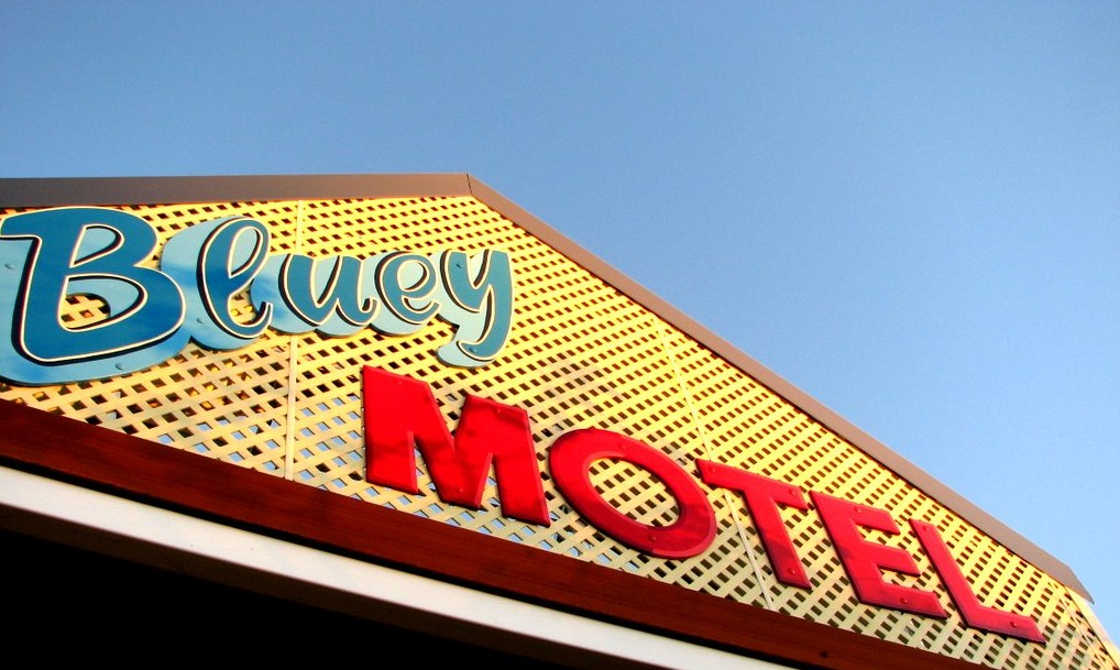 Bluey Motel - Accommodation in Brisbane