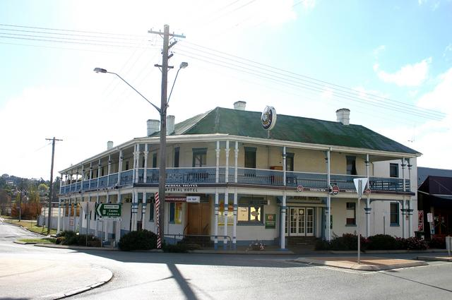Imperial Hotel Bombala - Accommodation in Brisbane