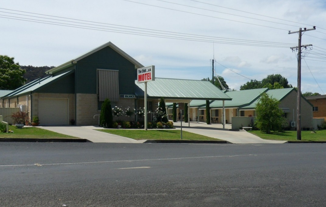 Club Motel Tumbarumba - Accommodation in Brisbane