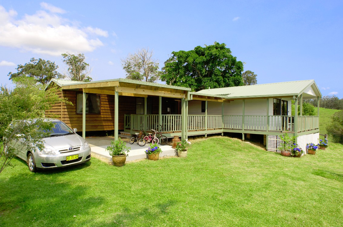 Cedar Grove Farmstay - Accommodation in Brisbane