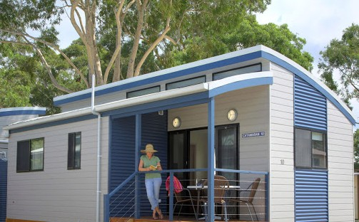 Shoal Bay Holiday Park - Port Stephens - Accommodation in Brisbane