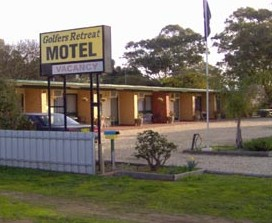 Golfers Retreat Motel - Accommodation in Brisbane