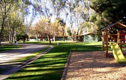 Corowa Caravan Park - Accommodation in Brisbane