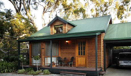 Cottages On Edward - Accommodation in Brisbane