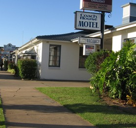 The Coach House Hotel Motel - Accommodation in Brisbane