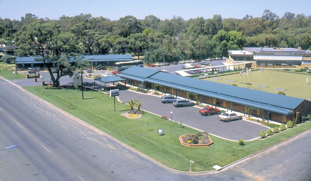 Deniliquin Country Club Motor Inn - Accommodation in Brisbane
