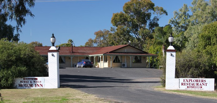 Burke and Wills Motor Inn - Moree