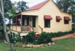 Mango Hill Cottages Bed and Breakfast - Accommodation in Brisbane