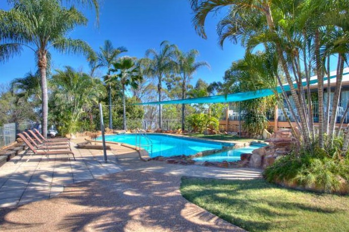 Lake Maraboon Holiday Village - Accommodation in Brisbane