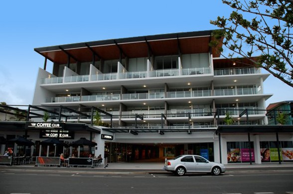 Echelon Apartments Yeppoon - Accommodation in Brisbane