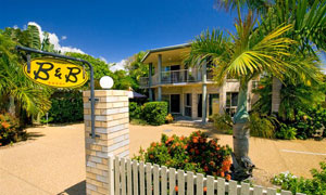 While Away Bed and Breakfast - Accommodation in Brisbane