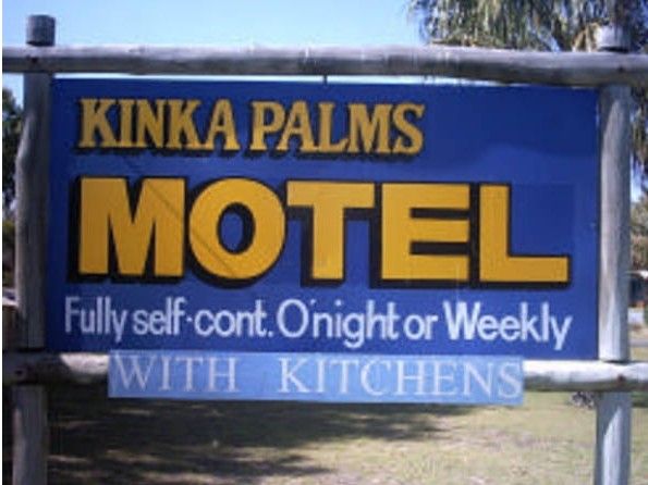 Kinka Palms Beachfront Apartments / Motel - Accommodation in Brisbane