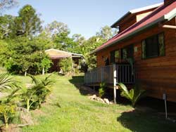 Byfield Creek Lodge - Accommodation in Brisbane