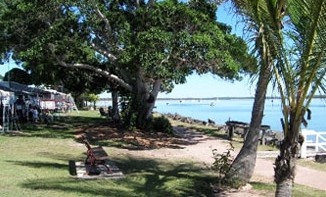 Burrum Heads Beachfront Tourist Park - Accommodation in Brisbane