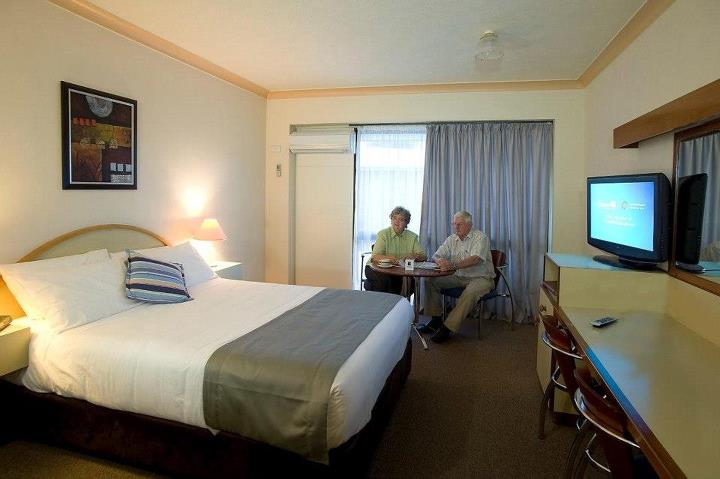 Longreach Motor Inn - Accommodation in Brisbane