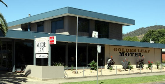 Golden Leaf Motel - Accommodation in Brisbane