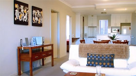 Churchill Apartments - Accommodation in Brisbane