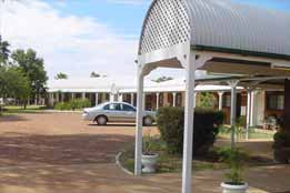 Landsborough Lodge Motel - Accommodation in Brisbane