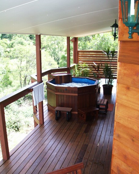Ravensbourne Escape Holiday Cottages - Accommodation in Brisbane
