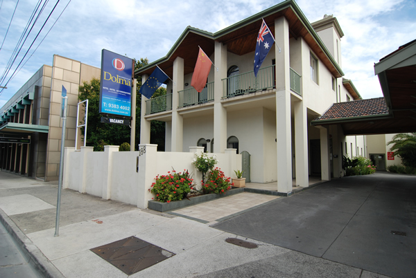 Hotel Dolma - Accommodation in Brisbane