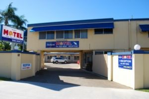 Sunburst Motel - Accommodation in Brisbane