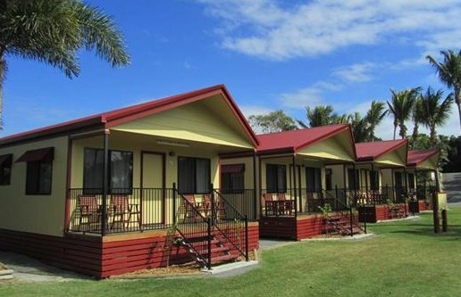 Big 4 Capricorn Palms Holiday Village - Accommodation in Brisbane