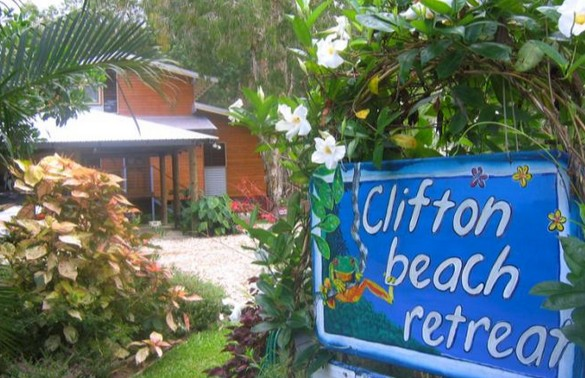 Clifton Beach Retreat - Accommodation in Brisbane