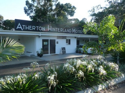 Atherton Hinterland Motel - Accommodation in Brisbane