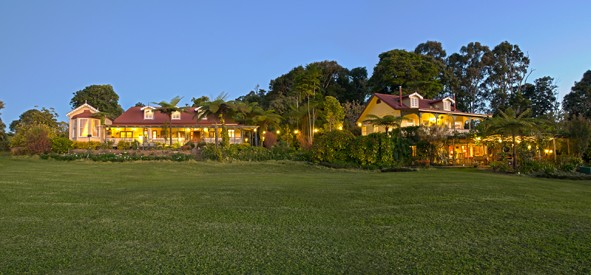 Foxwell Park Lodge - Accommodation in Brisbane